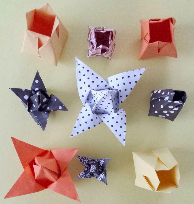 106 best pliages origami papier images on pinterest. Black Bedroom Furniture Sets. Home Design Ideas