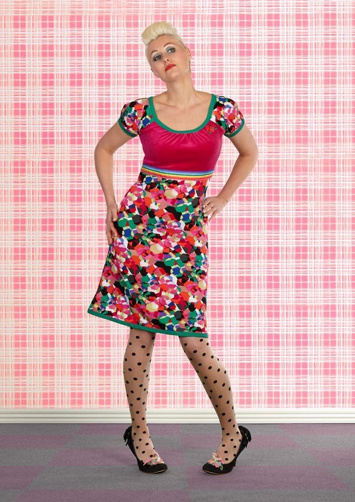 Margot Cindy kjole 00536