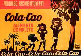 Cola Cao és una marca de xocolata en pols de la companyia catalana Idilia Foods (empresa escindida de Nutrexpa), nascuda l'any 1946