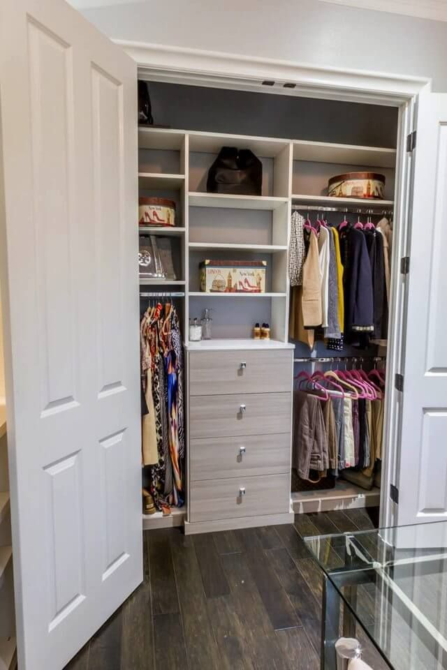 Important Things To Consider When Recoding A Bedroom Closet Https://www. Closetfactory