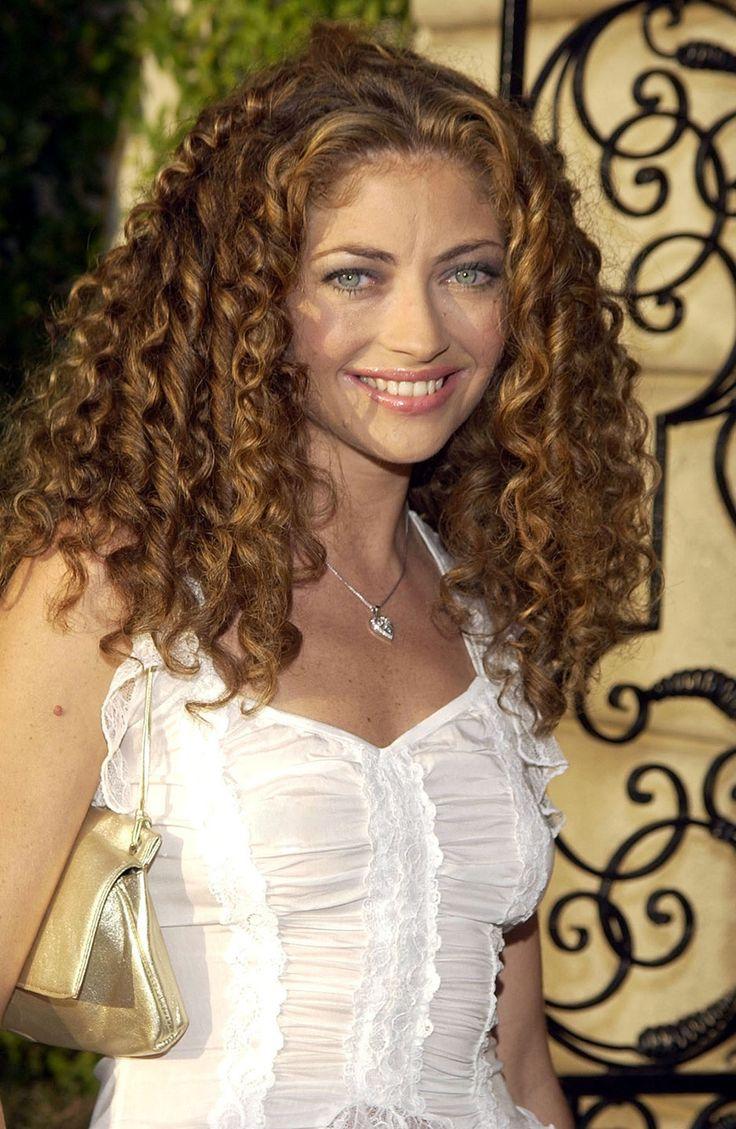Natural curly rebecca gayheart