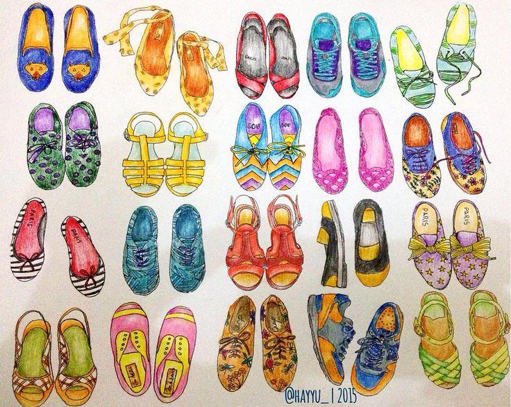 Mainwarnasurabaya Secretpariscoloringbook Coloringbook Coloringbookforadults Art Adultcoloringbook Instacolor