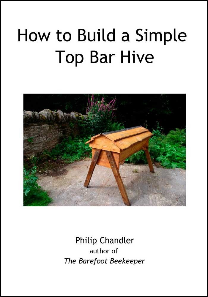 How to Build a Top Bar Hive - An illustrated guide to building your own top bar bee hive.