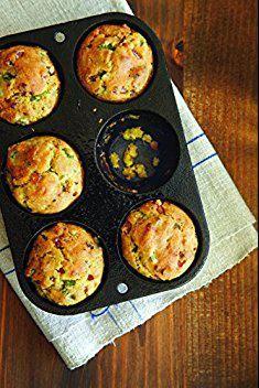 Lodge Muffin Pan. Lodge L5P3 Cast Iron Cookware Muffin/Cornbread Pan, Pre-Seasoned.  #lodge #muffin #pan #lodgemuffin #muffinpan