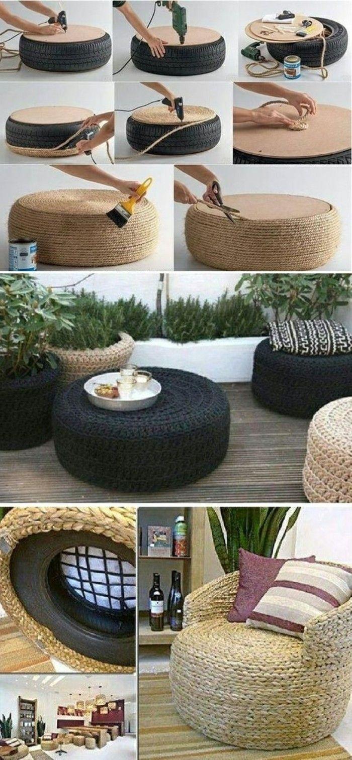 DIY Möbel: Ideen und Vorschläge, die Sie inspirieren können