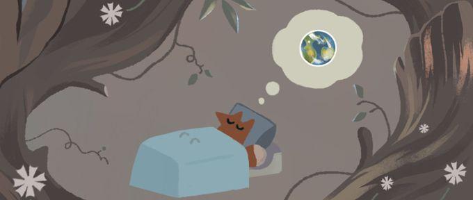 Doodle nos invita a conservar la Tierra este 22 de abril con un bonito mensaje