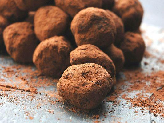 zelf truffels maken met nutella