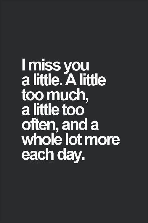I miss you ~ Grief ~ Heartbroken ~ Heartache ~ Heartbreak ~ Loss ~ Breakup                                                                                                                                                      More