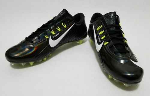 New Nike Vapor Carbon Elite TD Mens Football Cleats US 11 631425-011 Shoes
