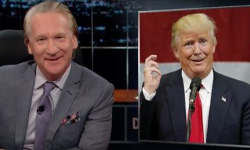 Bill Maher Is Sick Of Donald Trump Acting Like A 'Whiny Little Bitch'