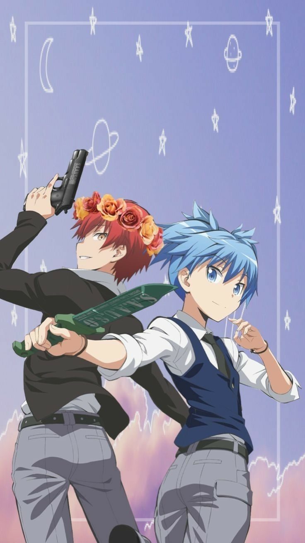 Assassination Classroom Assassinationclassroom Anime Loveanime Anime Classroom Anime Assassination Classroom
