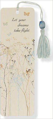 Butterflies Beaded Bookmark: Amazon.co.uk: Peter Pauper Press: Books