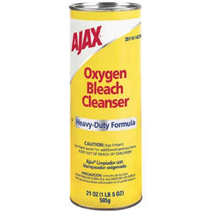 Ajax Oxygen Bleach Cleanser 21 Oz.