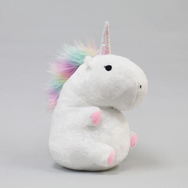 Description Features Specifications Light up your life with our Kawaii Glowing Unicorn Pillow! Enjoy the beautiful aura from itself. **This is a pre-order item,