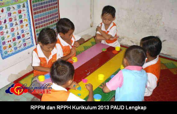 RPPH dan RPPH Kurikulum 2013. Dalam mempersiapkan Perangkat Pembelajaran di Kelas tentu saja banyak yang harus dipersiapkan diantaranya Program Tahunan PAUD Program Semester PAUD Silabus Paud RPPH dan RPPM Paud. Yang sering kali digunakan dalam kegiatan belajar mengajar di kelas yakni RPPH (Rencana Program Pelaksanaan Harian) tentu saja berdasarkan atau mengacu ke RPPM (Rencana Program Pelaksanaan Mingguan). Kurikulum 2013 menuntut untuk siswa aktif kreatif dan inovatif dalam setiap materi…