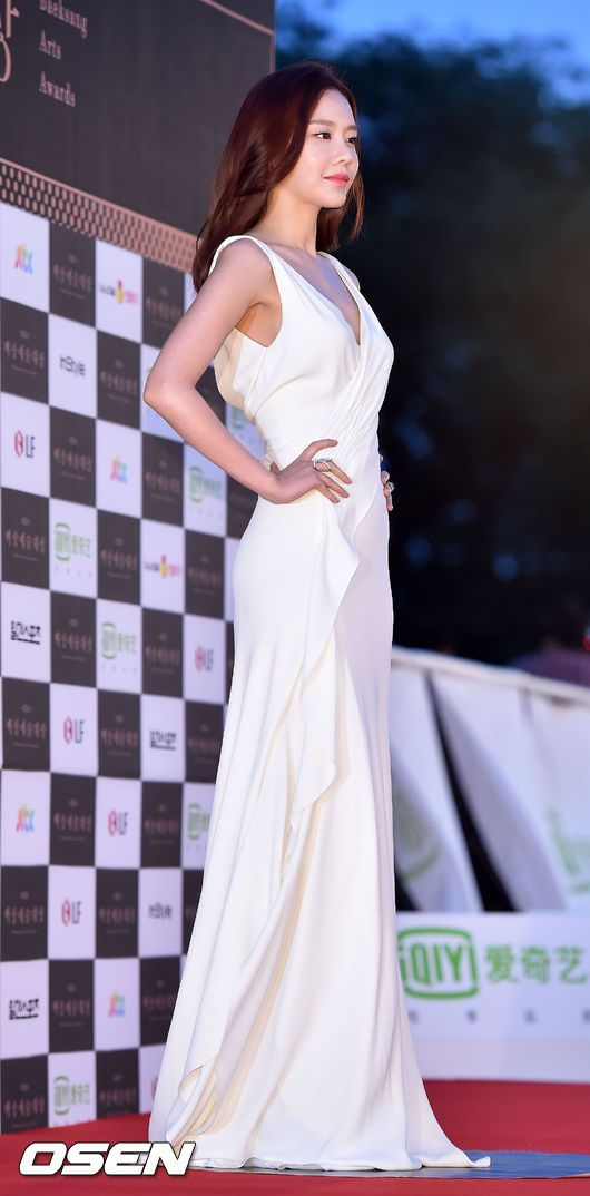 [2015.05.26] Kim Ah Joong at the 2015 51st Paeksang Arts Awards