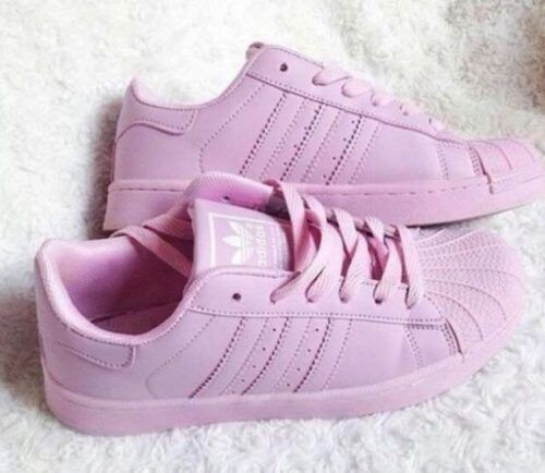 pink adidas shoes- Blush and nudes outfits and accessories http://www.justtrendygirls.com/blush-and-nudes-outfits-and-accessories/