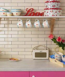 Lovely Under Cabinet Shelf for Radio