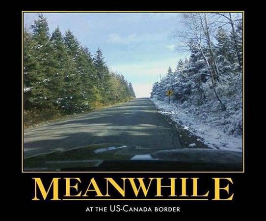 N.E PA. and CANADIAN SNOW HUMOR