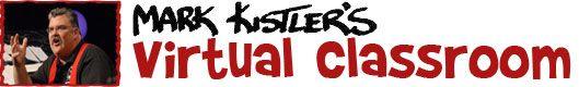 Mark Kistler Virtual Classroom