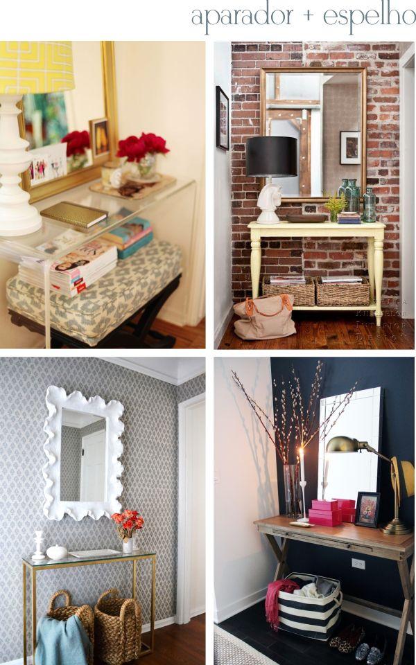 As melhores 25 ideias de halls pequenos no pinterest for Como decorar nuestra casa