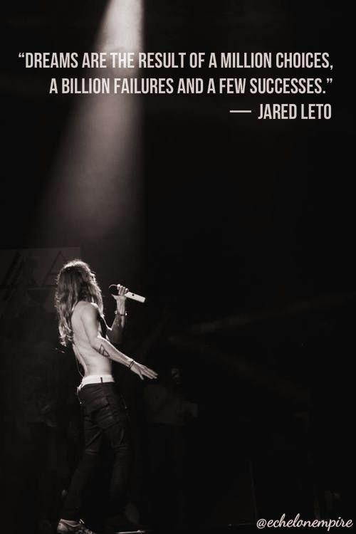 25 best jared leto quotes on pinterest jared leto band