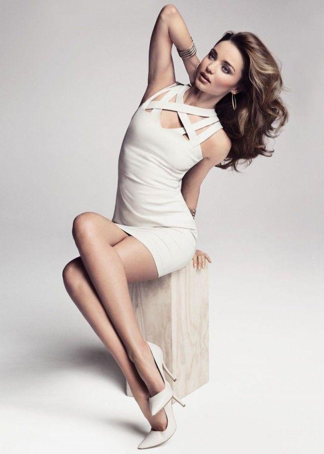 Miranda Kerr for Mango Summer 2013 Campaign