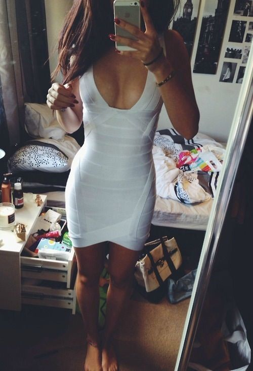motivation - look like this in one of these dresses!