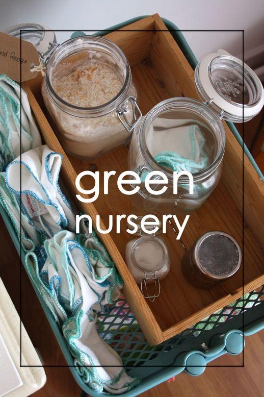 organic toxinfree green nursery for your newborn