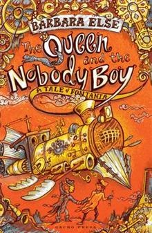 Hodie is the unpaid odd-job boy at the Grand Palace in the Kingdom of Fontania. Fed-up, he decides to leave and better himself in the South. But the young Queen, 12 year old Sibilla, is fed-up, too, because of gossip about her lack of magical ability. She decides to go with him, insisting he go north to get his mothers bag back from the Emperor of UmBinnia.