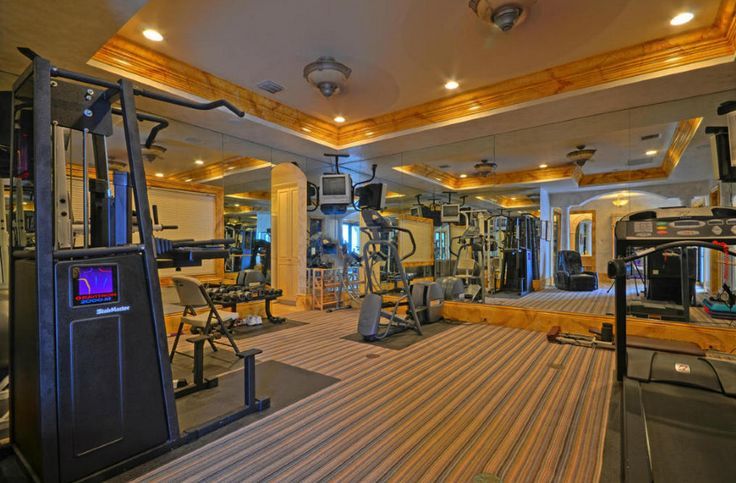 Ideas about home gym room on pinterest workout