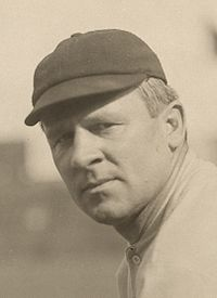 John McGraw in a promotional photograph.