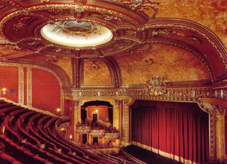 Elgin Theater, Interior