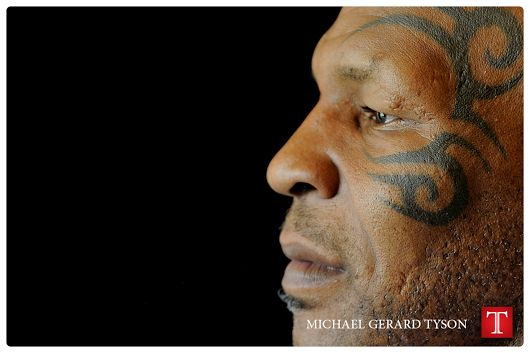 """Michael Gerard """"Mike"""" Tyson is an American former professional boxe..."""