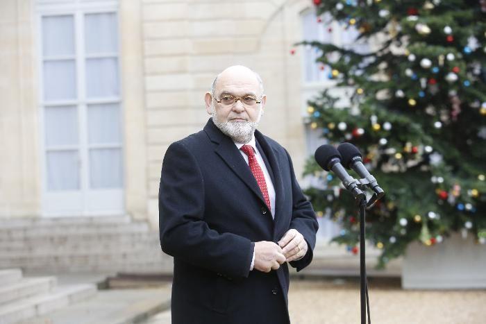 Robert Hue nommé représentant spécial de la France pour l'Afrique du sud