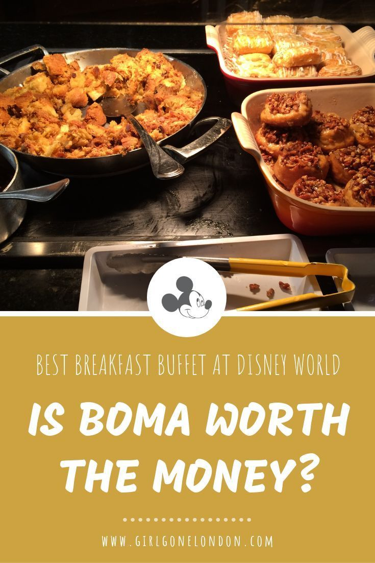 Remarkable The Ultimate Boma Breakfast Review At Disneys Animal Interior Design Ideas Tzicisoteloinfo