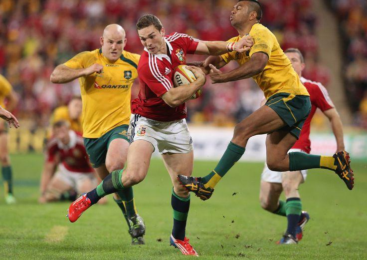 George North - Australia v British & Irish Lions: Game 1