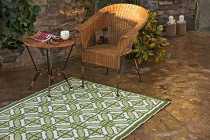 Amazon Outdoor Rug Patio Mat 6ft x 9ft Bali