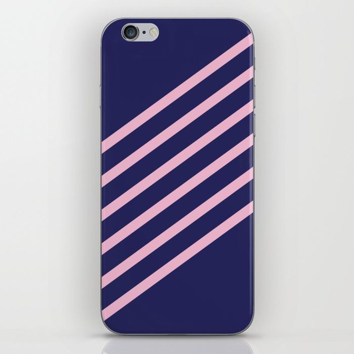Buy Purple and Pink iPhone Skin by irikirova. Worldwide shipping available at Society6.com. Just one of millions of high quality products available.