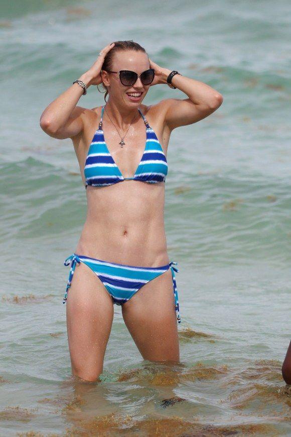 Justine Henin Bikini 66