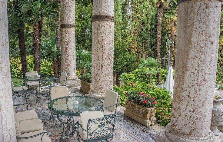 Sirmione Villa Cortine Palace Lacul Garda