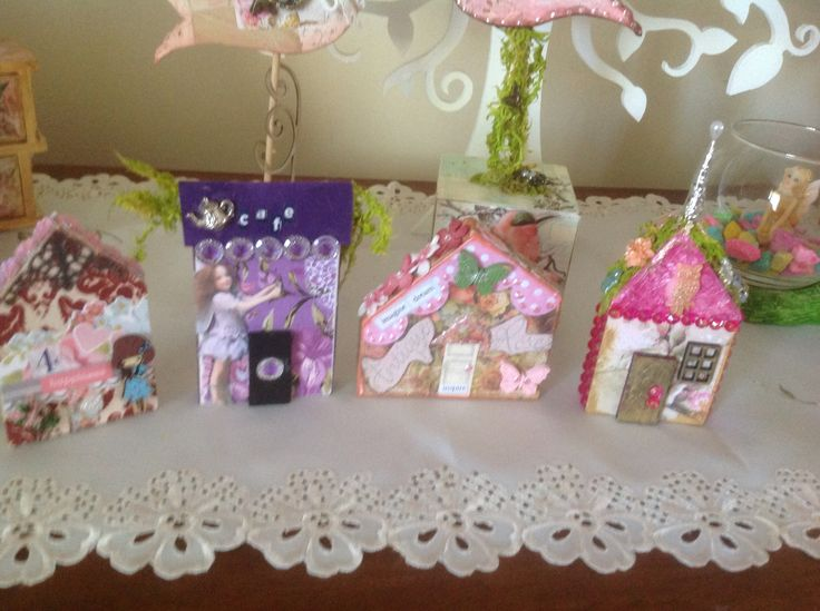 Little house from a on line tiny topia class with Mary Jane chadbourne