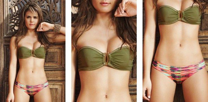 Bikini Dianna Verde €39,90