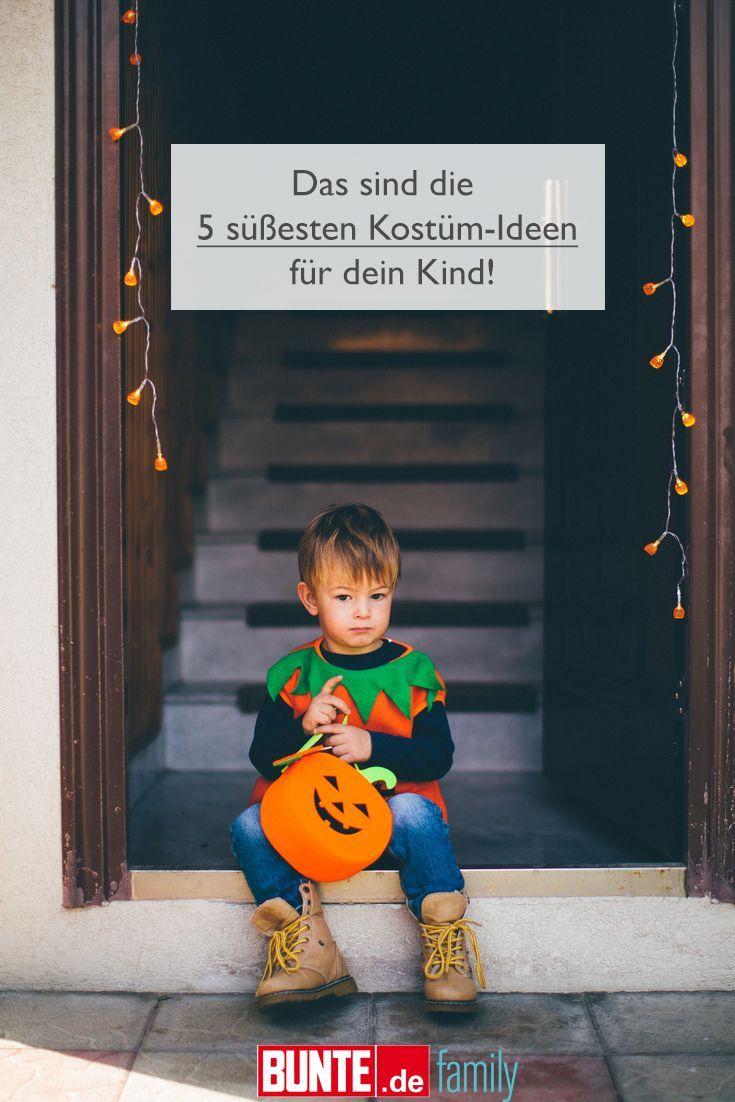 Halloween-Verkleidung: Das sind die 5 süßesten Kostüm-Ideen für dein Kind