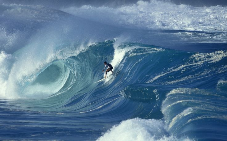 surfing | Blue Wave Surfing 1920x1200 WIDE Surfing