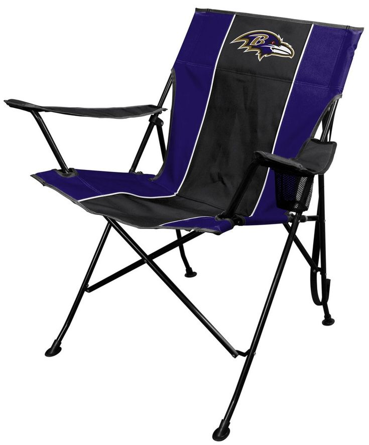 Baltimore Ravens Chair Tailgate - Special Order