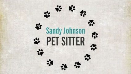 Pet Paw Wreath Cute Grunge Pet Sitting Services Business Cards http://www.zazzle.com/pet_sitter_sitting_services_business_double_sided_standard_business_cards_pack_of_100-240488218348930273?rf=238835258815790439&tc=GBCPetCare1Pin
