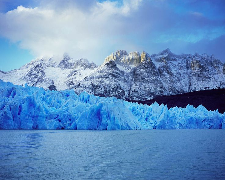 La República Glaciar, una estrategia medioambiental
