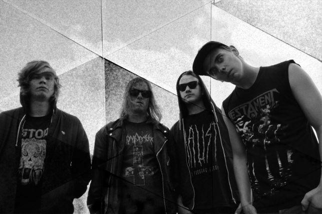 Overthrow, bandet fra Stavanger opprettholder oljebyens stolte tradisjoner om å levere bra metal til resten av landet. Vi ser virkelig frem til å se disse gutta spill på Slottsfjell