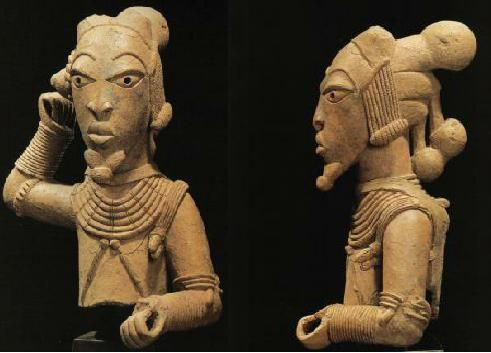 The Nok peoples had a very distinguished and influential art form during precolonial Africa.